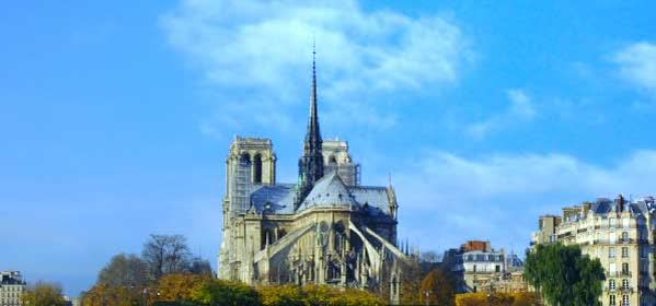 Things to do in Paris - Cathédrale Notre-Dame (Notre-Dame Cathedral)