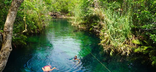Things to do in Tulum - Cenote Escondido