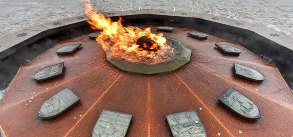 Things to do in Ottawa - Centennial Flame