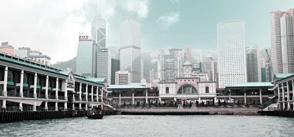 Things to do in Hong Kong - Central Pier
