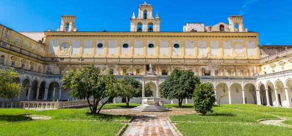 Things to do in Naples - Certosa di San Martino