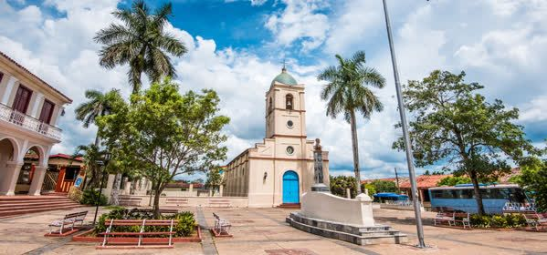 Things to do in Viñales - Central square