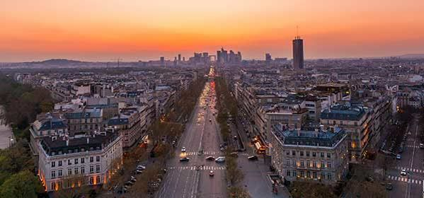 Things to do in Paris - Champs Elysées