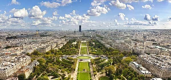 Things to do in Paris - Champs de Mars