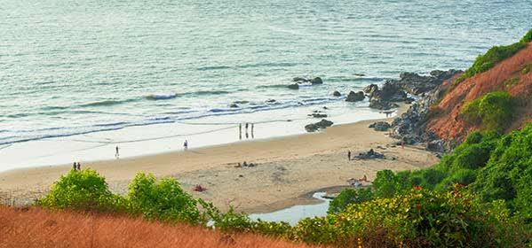 Things to do in Goa - Chapora Beach