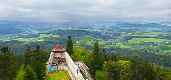 Things to do in Karlovy Vary - Charles IV Lookout