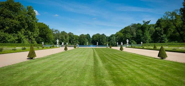 Things to do in Berlin - Charlottenburg Palace Gardens