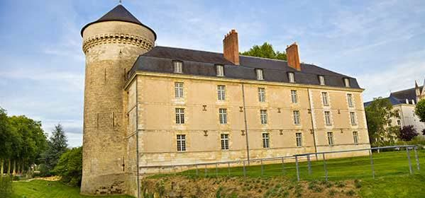 Things to do in Tours - Château de Tours