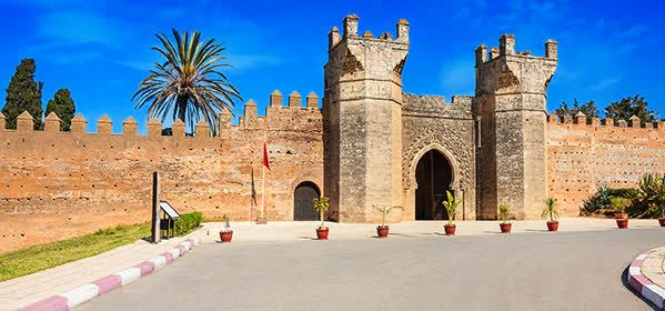 Things to do in Rabat - Chellah