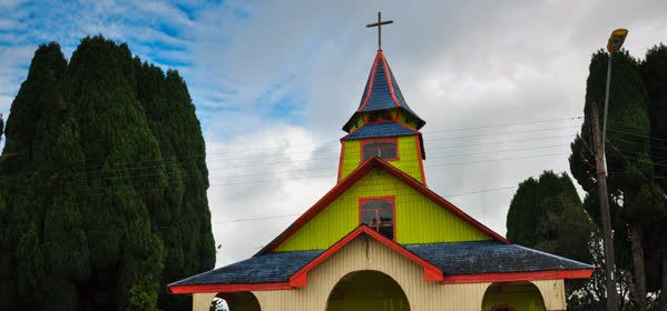 Things to do in Chiloé Island - Chiloe Churches