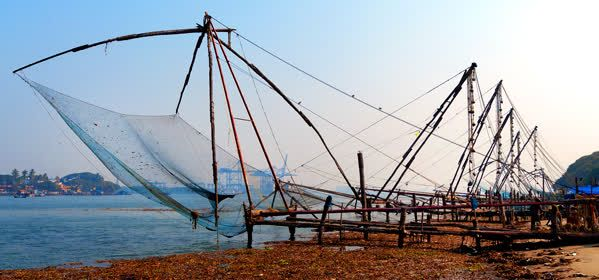 Things to do in Kochi - Chinese Fishing Nets