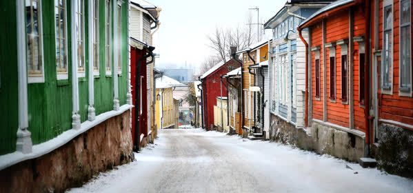 Things to do in Porvoo - Christmas street