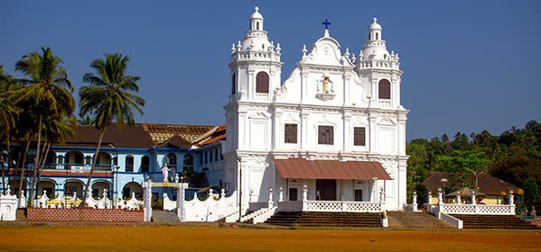 Things to do in Goa - Church of St. Alex