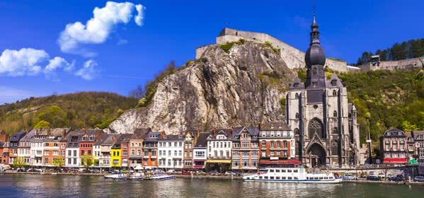 Things to do in Namur - Citadelle de Dinant