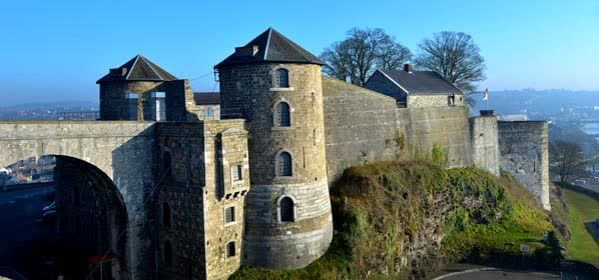 Things to do in Namur - Citadelle de Namur