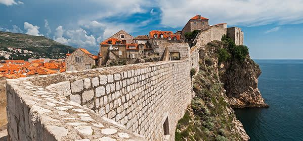 Things to do in Dubrovnik  - City walls