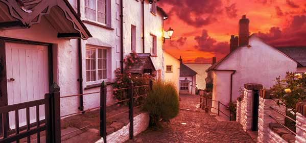 Things to do in Devon - Clovelly