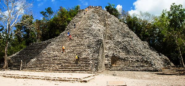 Things to do in Cancun - Coba Ruins