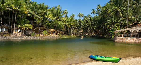 Things to do in Goa - Cola Beach
