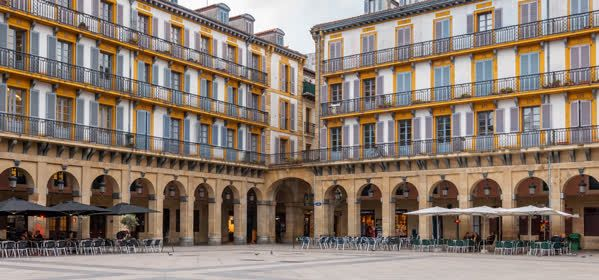 Things to do in Donostia-San Sebastián - Constitution Square (Plaza de la Constitución)