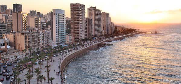 Things to do in Beirut - Corniche El Manara
