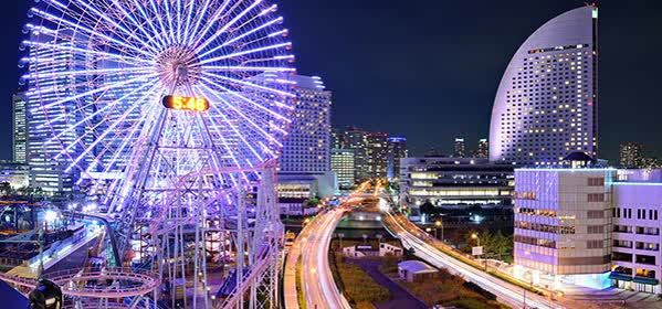 Things to do in Yokohama - Cosmo Clock 21