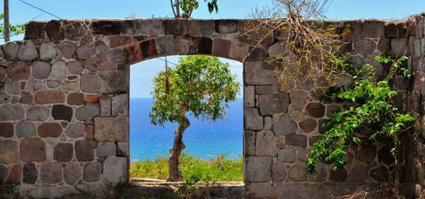 Things to do in Nevis - Cottle Church