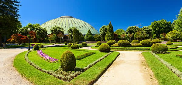 Things to do in Porto - Crystal Palace Gardens