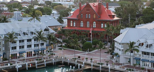 Things to do in Key West - Customs House Museum