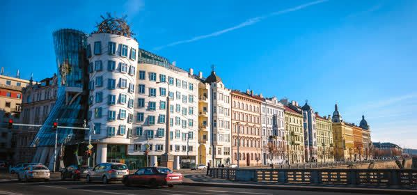 Things to do in Prague - Dancing house