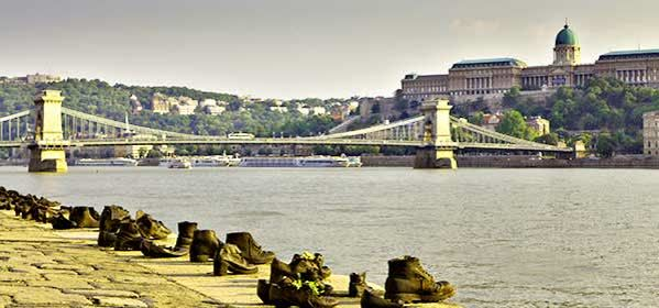 Things to do in Danube - Danube Promenade Budapest