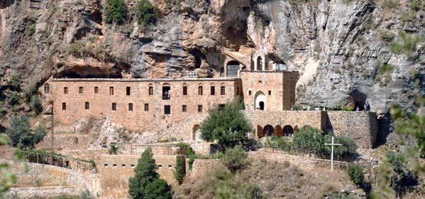Things to do in Bcharre - Deir Mar Elisha