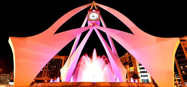 Things to do in Dubai - Deira Clocktower