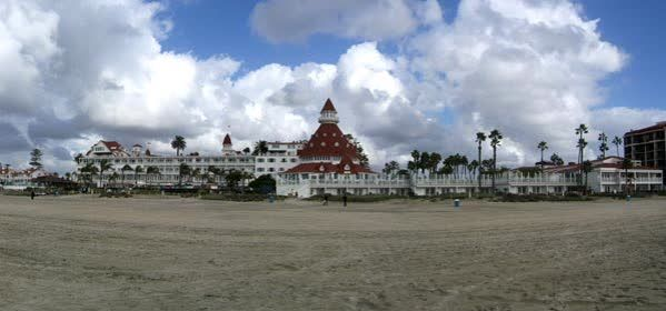 Things to do in San Diego - Del Coronado Island