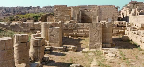 Things to do in Nubia - Dendera Temple complex