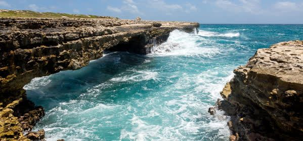 Things to do in Antigua - Devil's Bridge: Indian Town National Park
