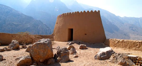 Things to do in Ras al Khaimah - Dhayah Fort