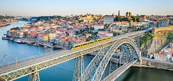 Things to do in Porto - Dom Luis Bridge