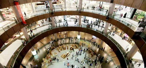 Things to do in Dubai - Dubai Mall