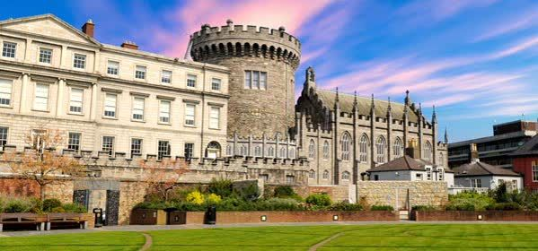 Things to do in Dublin - Dublin Castle