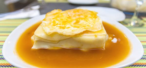 Things to do in Porto - Eat a Francesinha