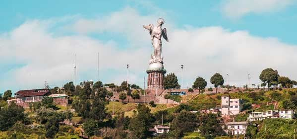 Things to do in Quito - El Panecillo