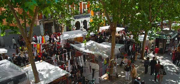 Things to do in Madrid - El Rastro