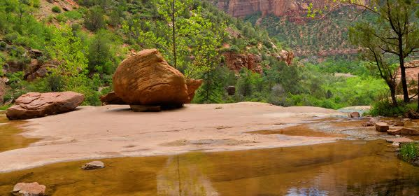 Things to do in Zion National Park - Emerald Pools Trail