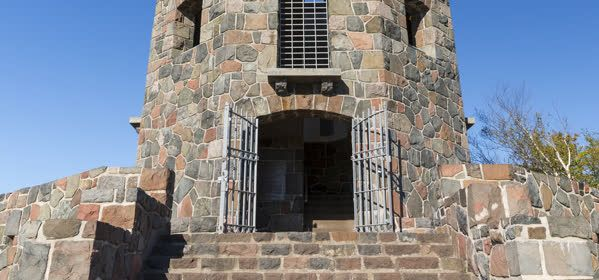 Things to do in Duluth - Enger Tower