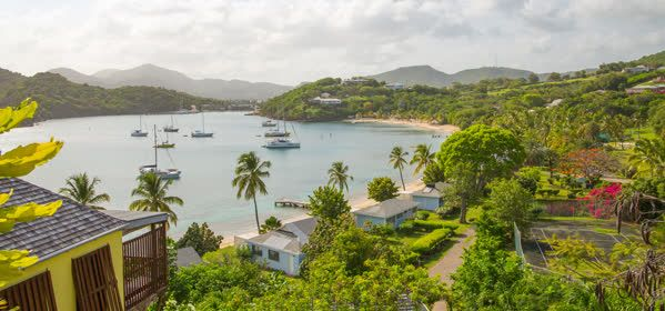 Things to do in Antigua - English Harbour