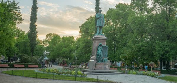 Things to do in Helsinki - Esplanadi (Espa)