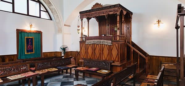 Things to do in Chania (Crete) - Etz Hayyim Synagogue