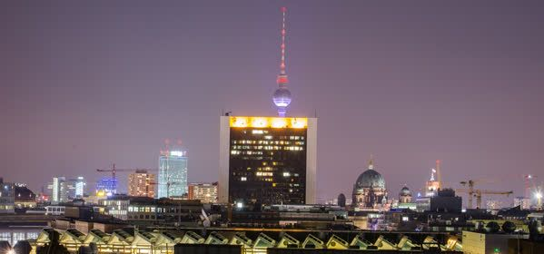 Things to do in Berlin - Europa Center (shopping mall)