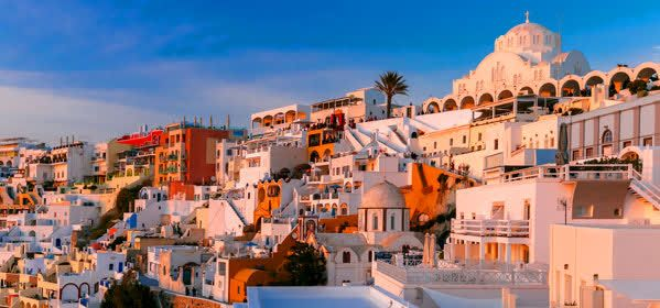 Things to do in Santorini - Fira Town